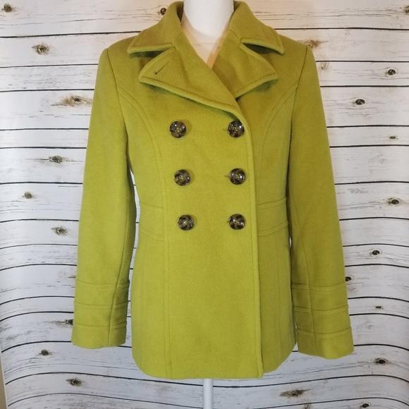 31634c0d50bf5 St. John's Bay Jackets & Coats | St Johns Bay Bright Green Apple ...